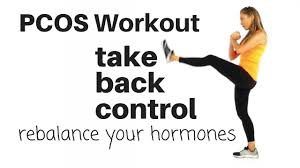 home fitness womens workout for pcos