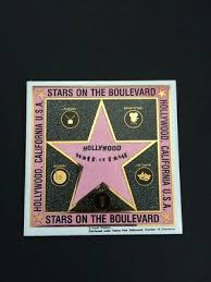 24 Donald Trump Hollywood Walk Of Fame Star Floor Decal Bumper Sticker Unlamina Home Garden Children S Bedroom Boy Decor Decals Stickers Vinyl Art