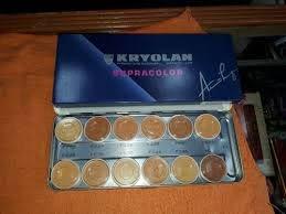 wholer of make up kit kryolan