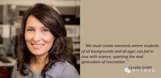 坚持不懈的身影:TI副总裁暨产品线总经理Cecelia Smith