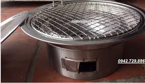 Lò nướng than hoa âm bàn bình dân - bếp nướng than tại bàn giá rẻ HCM