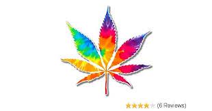 Select Size Marijuana Leaf Weed Legalize Car Vinyl Sticker