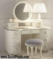 modern white dressing table designs