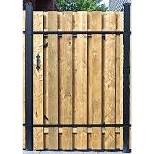 Slipfence Gate Kit The Home Depot Canada