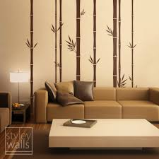 Beautiful Ideas For Home Decoration Design Using Bamboo Sticks Decor Elegant Living Room Decoration Using Bamboo S Bamboo Wall Decor Bamboo Decor Bamboo Wall