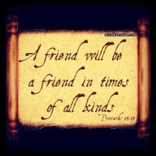 a perfect friend need one verses about friendship friendship
