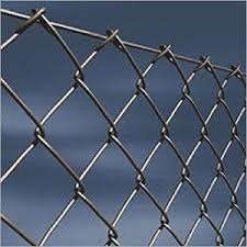 Gray Chain Link Fencing Jali At Price 54 Inr Kilograms In Delhi Id C5522967