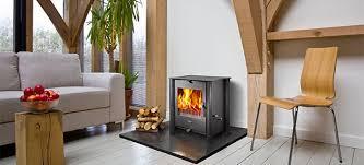 a log burner or multi fuel stove