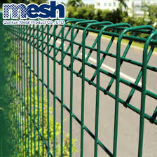 China Decorative Wire Mesh Roll Top Fence Malaysia China Roll Top Fence And Brc Fence Price