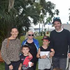 Renee Barrie, Paula Barrie, and Adam Barrie, with Chase Barrie ... | Buy  Photos Online | Noosa News