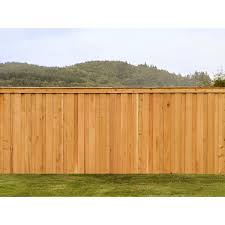 Alta Forest Products 5 8 In X 5 1 2 In X 8 Ft Western Red Cedar Dog Ear Fence Picket 63027 The Home Depot