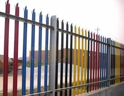 Euro Style Free Standing Wrought Iron Fence Panels Metal Palisade Fencing For Sale Steel Palisade Fencing Manufacturer From China 109828103