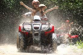 Riviera Maya ATV and Waverunner or Speedboat Combo Tour 2020 - Cancun