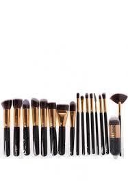 pieces premium makeup brush set