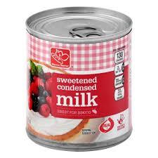 harris teeter sweetened condensed milk