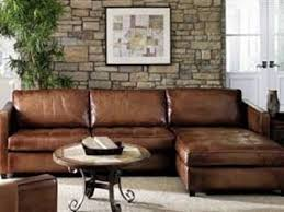 distressed leather sectional sofa you