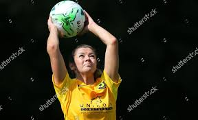 Adele Rogers Torquay United Ladies takes throwin Editorial Stock Photo -  Stock Image | Shutterstock