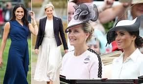 Sophie Countess of Wessex Sophie may have been enlisted as an ally after  Meghan entered the family Image GETTY - Dianalegacy Latest Update News  Images Videos of British Royal Family