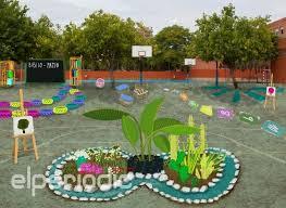 patios escolares