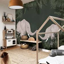 Kids Room Jungle Theme Bedroom Ideas 20 Trendy Ideas In 2020 Baby Room Decor Kids Jungle Room Kids Room Design