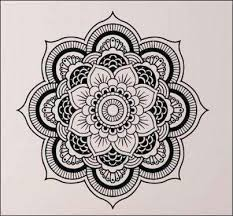 Mandala Wall Decal Spa Room Esty Spot