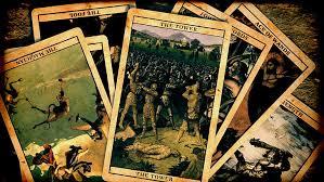 dark occult tarot tarot cards