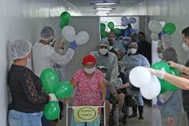 Prefeitura comemora alta de seis idosos da Fundação Doutor Thomas ...