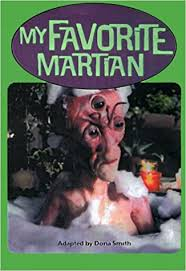 My Favorite Martian (Disney's Junior Novel): Smith, Dona ...