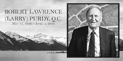 Robert PURDY | Obituary | Calgary Herald