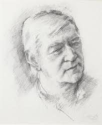 Adrian Mitchell by Tom Phillips on artnet