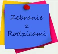 Zebranie z Rodzicami - PZ nr 11 Szkół Ogólnokształcących im. Stanisława Wyspiańskiego w Kętach