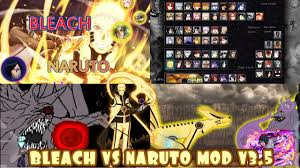 NEW UPDATE! Bleach VS Naruto 3.5 MOD MUGEN ANDROID NEW 2020 [100MB ...