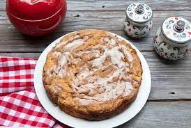 umbrian apple cinnamon cake italian