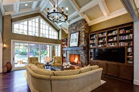 wood beam ceiling pictures family room