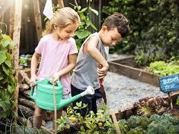 best kids gardening spots including