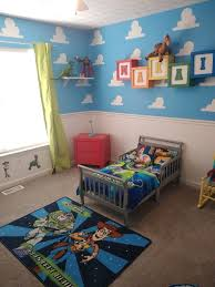 Toy Story Room Toddler Boy Room Themes Boy Room Themes Toy Story Room