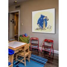 Shop Peggy Fortnum Paddington Bear Haircut Canvas Art Multi Color Overstock 9556237
