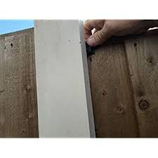 8ft Weatherwell 6ft Timber Fence Post 3x3 Long 3 X 3 Brown 75mm X 75mm 2 4mtr Garden Outdoors Decking Fencing