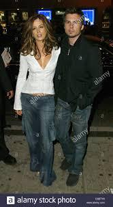 Dpa) - British attrice Kate Beckinsale arriva con il suo fidanzato noi  regista Len Wiseman per la premiere del loro nuovo film