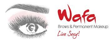 wafa brow s permanent makeup live