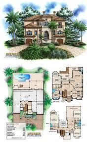 beach house plan coastal terranean