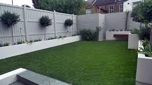 70 Awesome Small Garden Landscaping Ideas Homekover Modern Garden Design Garden Fence Paint Modern Garden