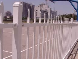 Aluminum Fence Post 0 06 To 0 125 In Thickness