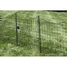 3 5 Ft H X 3 Ft W Zippity Garden Fence Gate Metal Garden Fencing Garden Fence Fence Gate