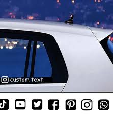 Best Top Name Car Sticker List And Get Free Shipping A819