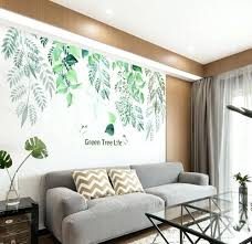 Wall Stickers Living Room Hudsonhomedesign Co