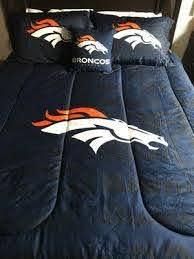 nfl denver broncos bed in a bag