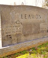 John Robert Leamon (1895-1966) - Find A Grave Memorial