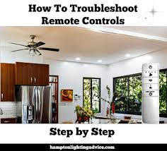 troubleshooting your remote controls