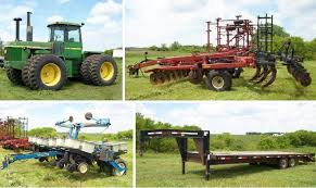 Kris Hauger Farm Equipment Auction
